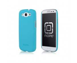 Husa plastic Samsung I9300I Galaxy S3 Neo Incipio Snap-On bleu Blister Originala