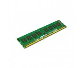 Desktop Memory Device KINGSTON ValueRAM DDR3 SDRAM Non-ECC (4GB,1600MHz(PC3-12800),Unbuffered) CL11, Retail