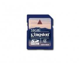 KINGSTON Memory ( flash cards ) 16GB SD Card High Capacity