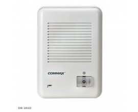 Interfon de exterior Commax DR-201D