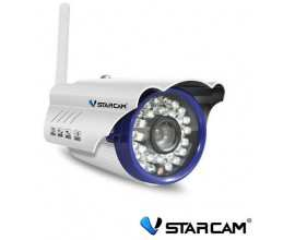 Camera supraveghere IP wireless HD 16GB Vstarcam C7815WIP