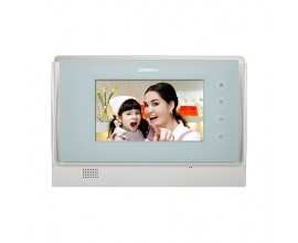 """Monitor color 7"""" TFT, hands-free, butoane touch"""