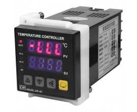Controler de temperatura industrial, cu afisaj digital, 400 grade Celsius