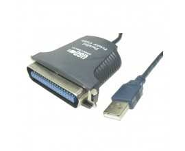 Adaptor, USB - paralel  (DB 25)