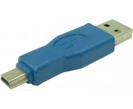Adaptor USB A 3.0 tata - mini USB tata