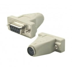 Adaptor RS 232 - 6p Mini DIN