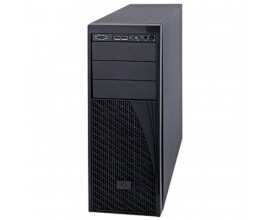 Server INTEL P4304BTLSFCNR (Tower 4U, 1xE3-1200, 4xDDR3 UDIMM 1600MHz, 4x3.5'' HDD fixed, onboard-RAID, 2xGLAN, 1x365W fixed)