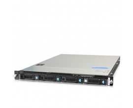 Server INTEL R1304BTLSFANR (Rack 1U, 1xE3-1200, 4xDDR3 UDIMM 1333MHz, 4x3.5'' fixed HDD, SW RAID