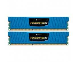 Memorie Corsair Vengeance LP Blue 8GB DDR3 2133MHz CL11 Dual Channel Kit