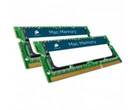 Memorie notebook Corsair Mac memory 16GB DDR3 1333MHz CL9 Dual Channel Kit compatibil Apple