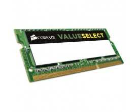 Memorie notebook Corsair ValueSelect 2GB DDR3 1333MHz CL9