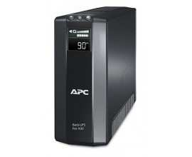 APC BACK-UPS RS 900VA/540W LCD Display Schuko (BR900G-GR)